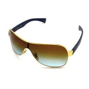Ray Ban Shield Style Sunglasses